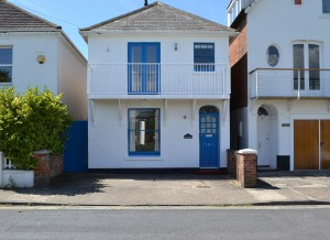 Alexandra, Lymington let by New Forest Cottages
